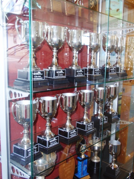 Trophy Cabinet