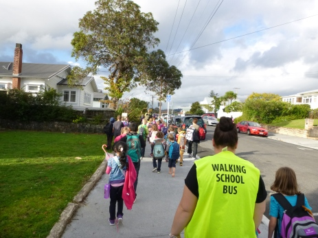 Walking School Bus