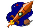 Cartoon-images-of-rocket-clipart-clipartcow-2