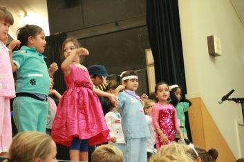 Performing in assembly