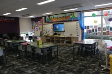 Modern learning spaces