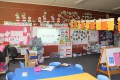Bright, inviting classrooms