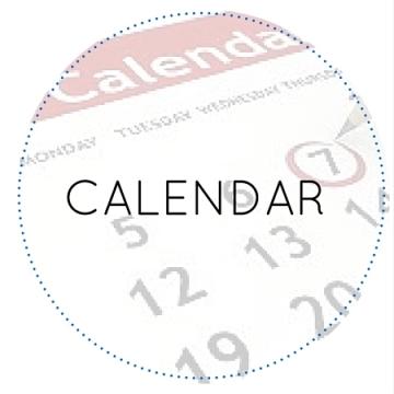 Circles calendar1