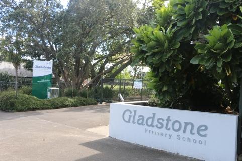 Carrington Road entrance