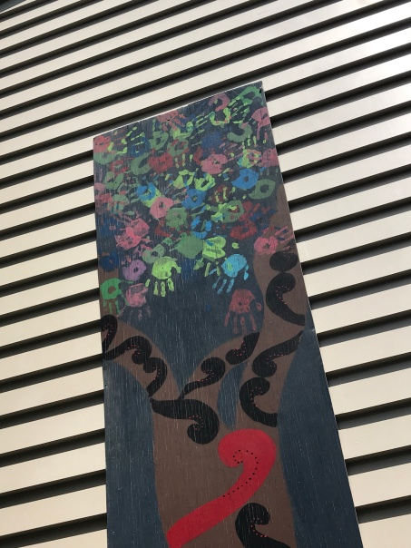 Art around the school