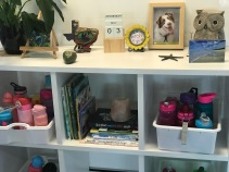 Classroom spaces